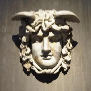 Masque de Méduse - Gorgone