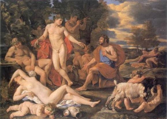 Midas- Mythologie grecque